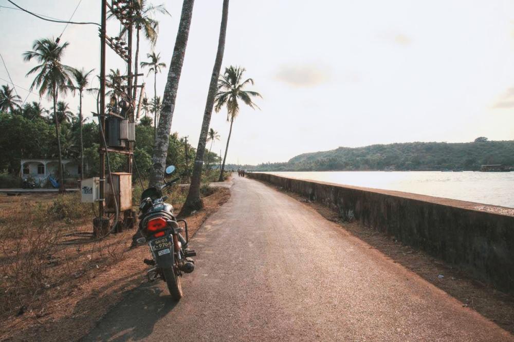 Siolim Goa India